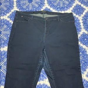 Talbots flawless 5 pocket jeans